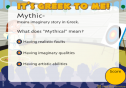 It's Greek to me | Recurso educativo 31527