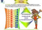 Tablas de multiplicar | Recurso educativo 7068