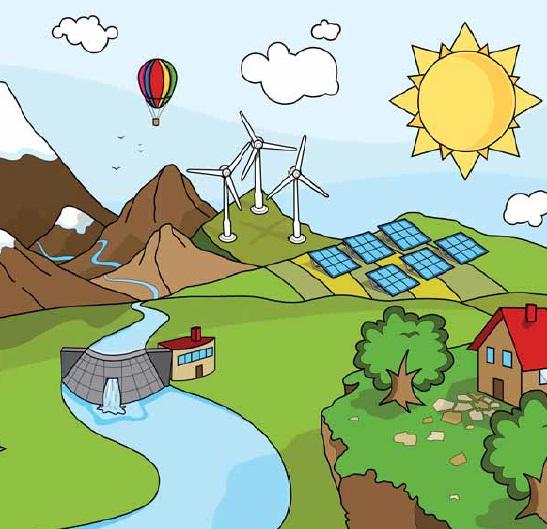 Aprender en 2º de primaria ¡Qué guay!: La materia y la energía