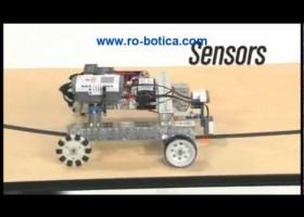 LEGO Mindstorms Education + TETRIX: increibles robots programados con LABView | Recurso educativo 98619