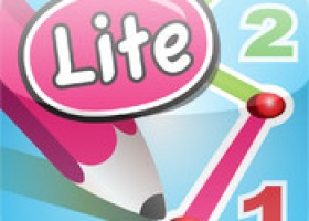 DotToDot numbers & letters lite | Recurso educativo 101214