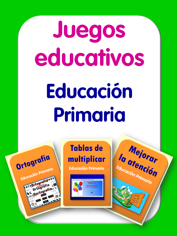 Juegos Primaria | Recurso educativo 112768 - Tiching