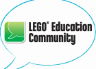 Become part of the LEGO® Education Community and join in the conversation! | Recurso educativo 113281