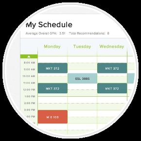 student class schedule maker