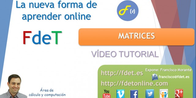 MATRICES 01 | Recurso educativo 734375